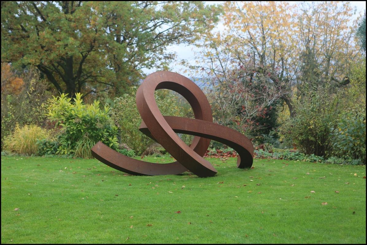 Gut bekannt Patrice Racois et ses sculptures en acier | Revue consacrée à la  SM06